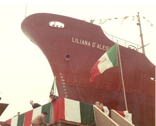 mc Liliana D'Alesio_Trieste